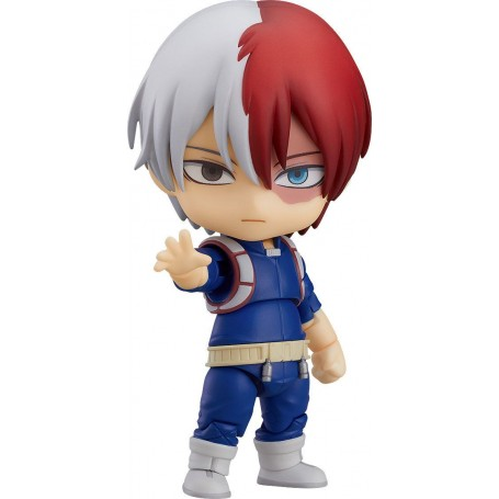 My Hero Academiafigurine Nendoroid Shoto Todoroki: Hero's Edition 10 cm