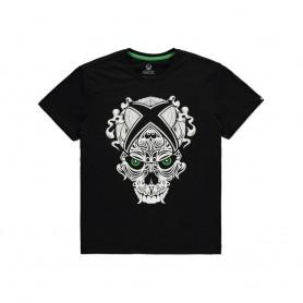Microsoft Xbox T-Shirt Skull (XL)