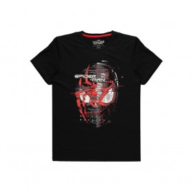 Spider-Man T-Shirt Spider Head (M)