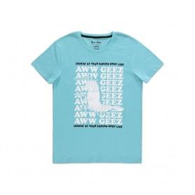 Rick et Morty T-Shirt Shrimp Rick (M)
