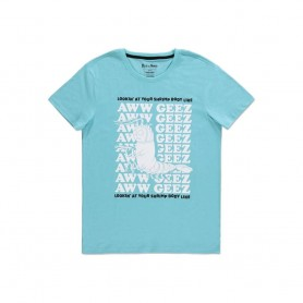 Rick et Morty T-Shirt Shrimp Rick (S)