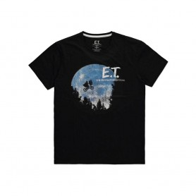 E.T. l´extra-terrestre T-Shirt The Moon (M)