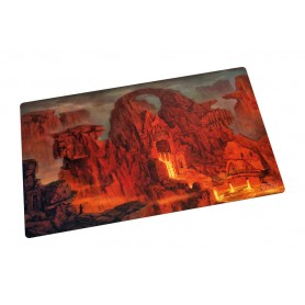 Ultimate Guard tapis de jeu Lands Edition II Montagne 61 x 35 cm