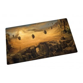 Ultimate Guard tapis de jeu Lands Edition II Plaine 61 x 35 cm