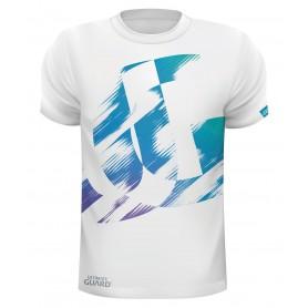 Ultimate Guard T-Shirt UG Distressed Blanc (XXXL)