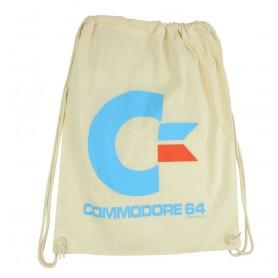 Commodore 64 sac en toile White Logo