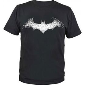 Batman T-Shirt Batarang Logo (XXL)