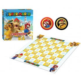 Super Mario Bros. jeu de dames Super Mario VS Browser