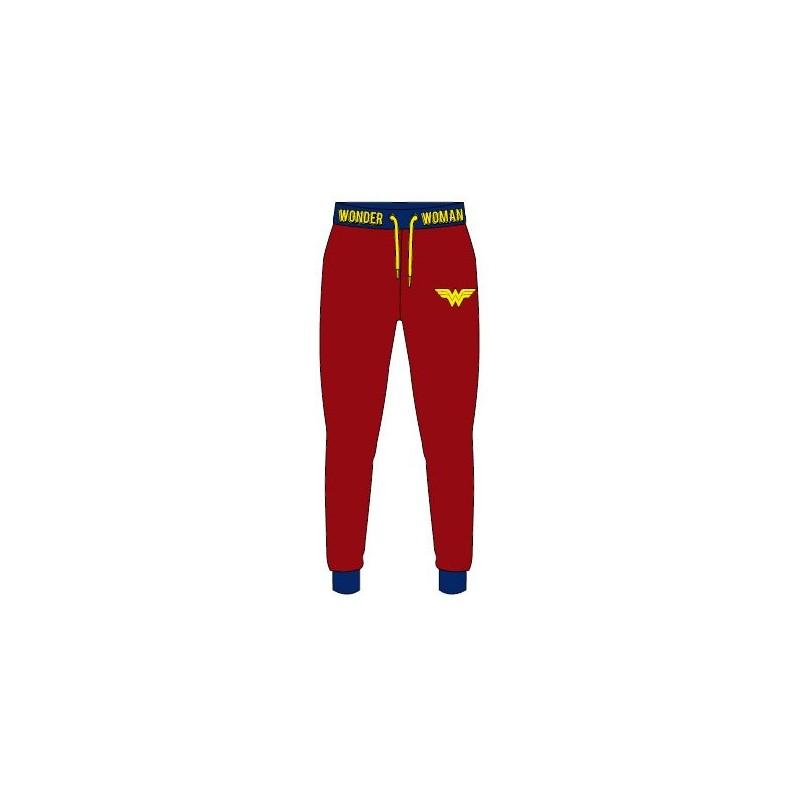 Dc Comics Pantalon De Jogging Femme Wonder Woman Xl