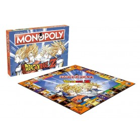 Dragon Ball jeu de plateau Monopoly *FRANCAIS*