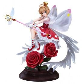 Cardcaptor Sakura : Clear Card statuette PVC 1/7 Sakura Kinomoto Rocket Beat Ver. 28 cm