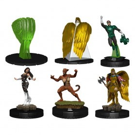 DC Comics HeroClix : Wonder Woman 80th Anniversary Booster Brick (10)