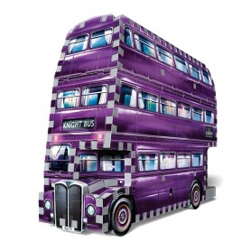 Harry Potter Puzzle 3D The Knight Bus