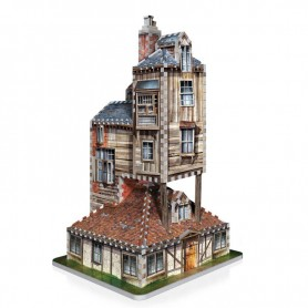Harry Potter Puzzle 3D The Burrow (Weasley Family Home)