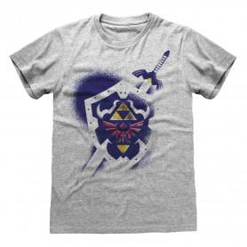Legend Of Zelda T-Shirt Shield (L)