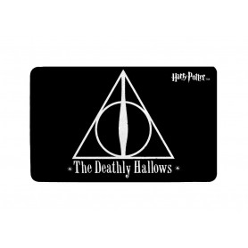 Harry Potter tapis Deathly Hallows 80 x 50 cm