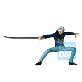 One Piece statuette PVC Ichibansho Trafalgar Law (Treasure Cruise) 14 cm