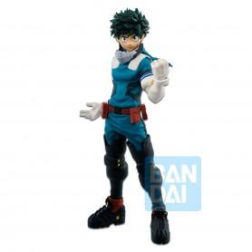 My Hero Academia statuette PVC Ichibansho Izuku Midoriya (Fighting Heroes feat. One's Justice) 24 cm