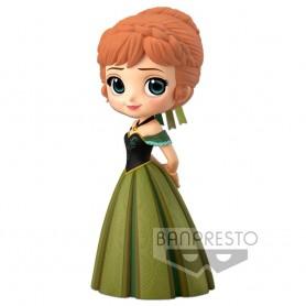 Disney figurine Q Posket Anna Coronation Style A Normal Color Version 14 cm