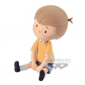 Disney figurine Cutte! Fluffy Puffy Christopher Robin 5 cm