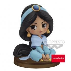 Disney figurine Q Posket Mini figurine Jasmine 4 cm
