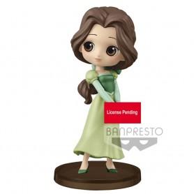 Disney figurine Q Posket Mini figurine Story of Belle Ver. B 7 cm