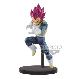 Dragon Ball Super statuette PVC Chosenshiretsuden Super Saiyan God Vegeta 13 cm