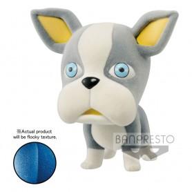 JoJo's Bizarre Adventure figurine Fluffy Puffy Iggy Ver. A 6 cm