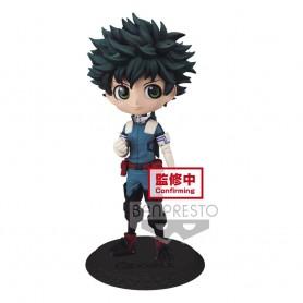 My Hero Academia figurine Q Posket Izuku Midoriya Ver. A 14 cm