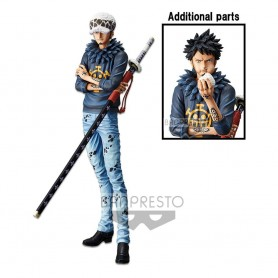 One Piece statuette Grandista The Grandline Men Trafalgar Law 29 cm