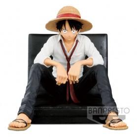 One Piece statuette Creator X Creator Monkey D. Luffy 12 cm