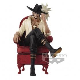 One Piece statuette Creator X Creator Dracule Mihawk Ver. A 14 cm
