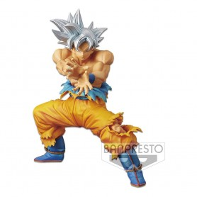 Dragonball Super statuette DXF The Super Warriors Ultra Instinct Goku Special Ver. 18 cm