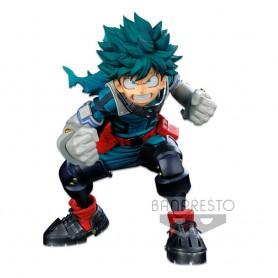 My Hero Academia statuette Colosseum Modeling Academy Super Master Stars Piece Izuku Midoriya 18 cm
