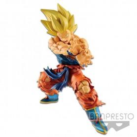 Dragonball Legends Collab figurine Kamehameha Son Goku 17 cm