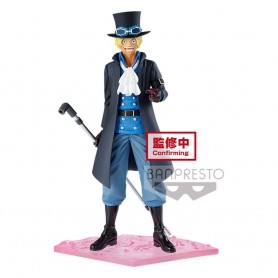 One Piece statuette PVC magazine Sabo Special Episode Luff Vol. 3 19 cm