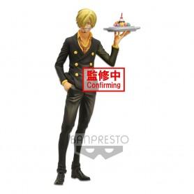 One Piece statuette PVC Grandista Nero Sanji 27 cm