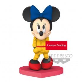 Disney figurine Best Dressed Q Posket Minnie Mouse Ver. A 10 cm