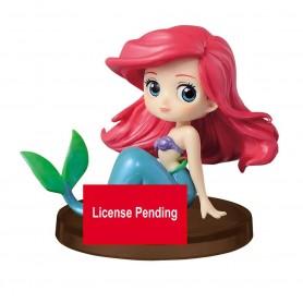 Disney figurine Q Posket Ariel Story of the Little Mermaid Ver. A 7 cm