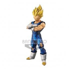 Dragon Ball Z statuette PVC Grandista Super Saiyan Vegeta Manga Dimensions 26 cm