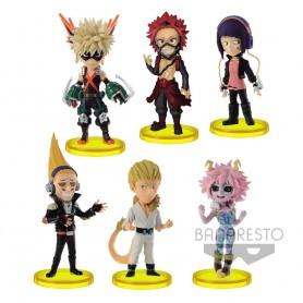 My Hero Academia assortiment figurines WCF ChiBi 7 cm Vol. 3 (28)