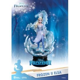 La Reine des neiges 2 diorama PVC D-Stage Elsa 15 cm