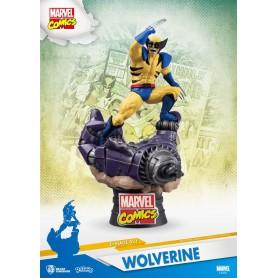 Marvel Comics diorama PVC D-Stage Wolverine 15 cm