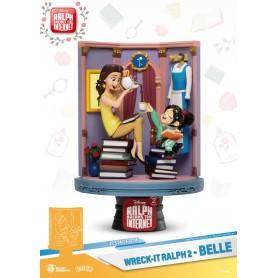 Ralph 2.0 diorama PVC D-Stage Belle & Vanellope 15 cm