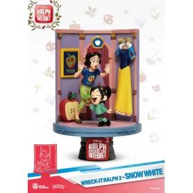 Ralph 2.0 diorama PVC D-Stage Snow White & Vanellope 15 cm