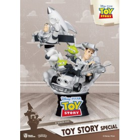 Toy Story diorama PVC D-Stage Special Edition 15 cm