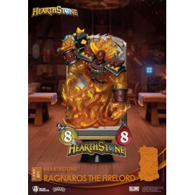 Hearthstone: Heroes of Warcraft diorama PVC D-Stage Ragnaros the Firelord 16 cm