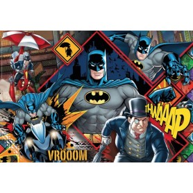 DC Comics Supercolor puzzle Batman (180 pièces)