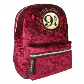 Harry Potter sac à dos peluche Casual Fashion Platform 9 3/4 30 x 40 x 13 cm