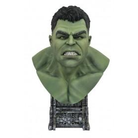 Thor: Ragnarok Legends in 3D buste 1/2 Hulk 25 cm